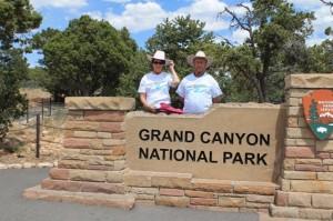 Grand canyon au nord ouest de la Californie (1)
