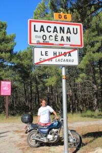 Lacanau Océan en Gironde