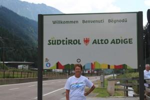 Sud Tirol à Campo di Trens en Italie