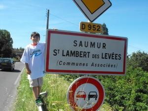 Saumur-St-Lambert-des-Levées-Maine-et-Loire