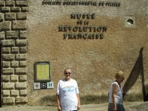 Vizille dans l'Isère