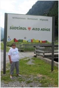 Campo Di Trens Sud Tyrol Italie