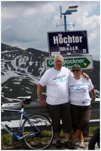 Sommet Col du Hochtor (Autriche)