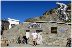 Sommet Col du Tourmalet (Hautes Pyrénées)