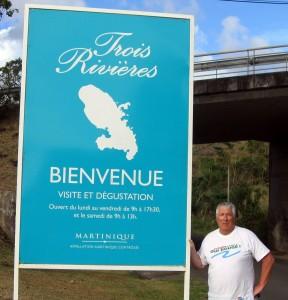 Visite d'une rhumerie à Sainte Luce Martinique