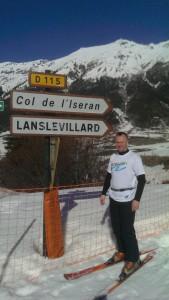 Sur les pistes de Val Cenis