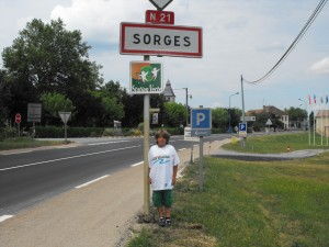 Sorges