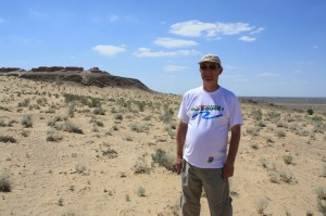 Ayaz Kala, forteresse au cœur de l'Ouzbékistan