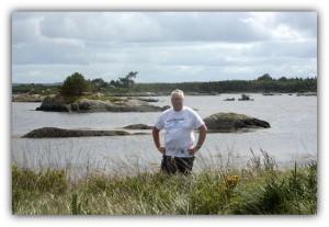Sur les routes des lacs du Connemara en Irlande