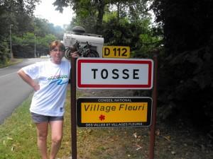 Tosse-Landes