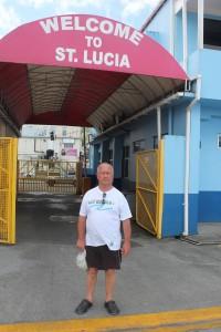 Bienvenue à sainte Lucie - Direction l'île de Sainte Lucie dans les Caraïbes